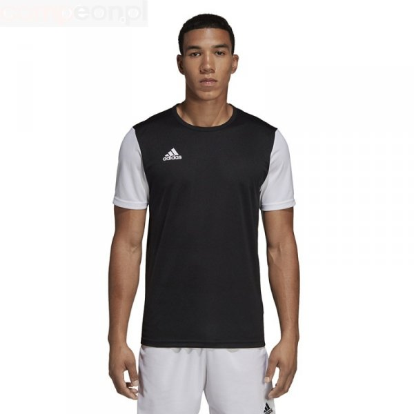 Koszulka adidas Estro 19 JSY DP3233 czarny 140 cm