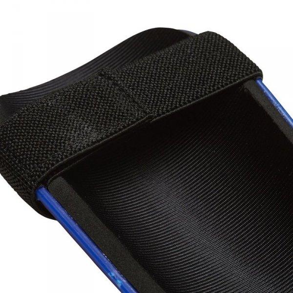 Nagolenniki adidas X Lite Guard DN8609 niebieski XL