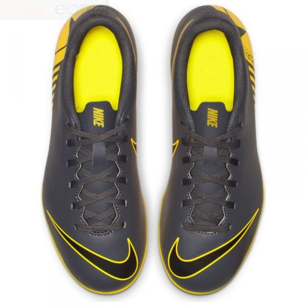 Buty Nike Jr Mercurial Vapor 12 Club GS MG AH7350 070 szary 38