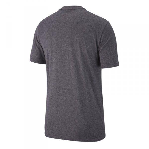 Koszulka Nike Y Tee Team Club 19 AJ1548 071 szary XL (158-170cm)
