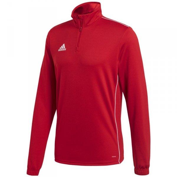 Bluza adidas CORE 18 TR TOP CV3999 czerwony XXL
