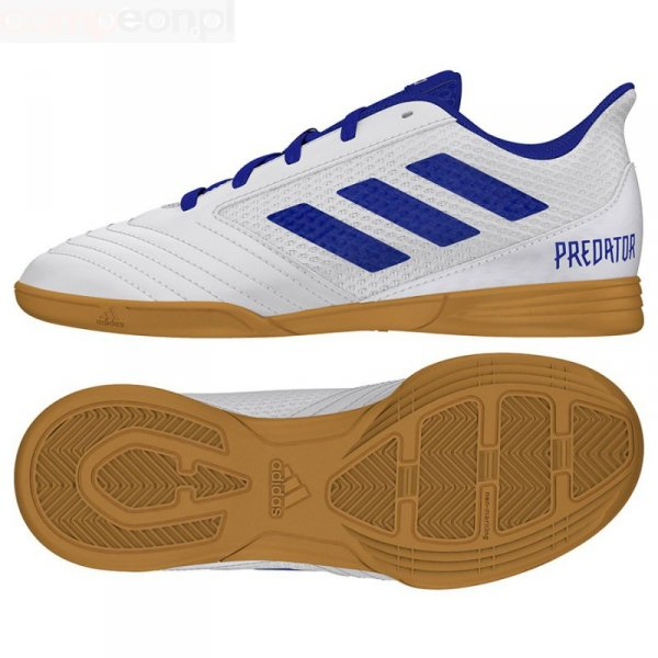 Buty adidas Predator 19.4 IN SA CM8553 biały 33