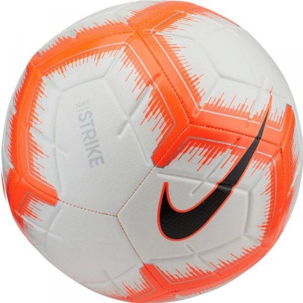 Piłka Nike Strike SC3310 103 biały 5