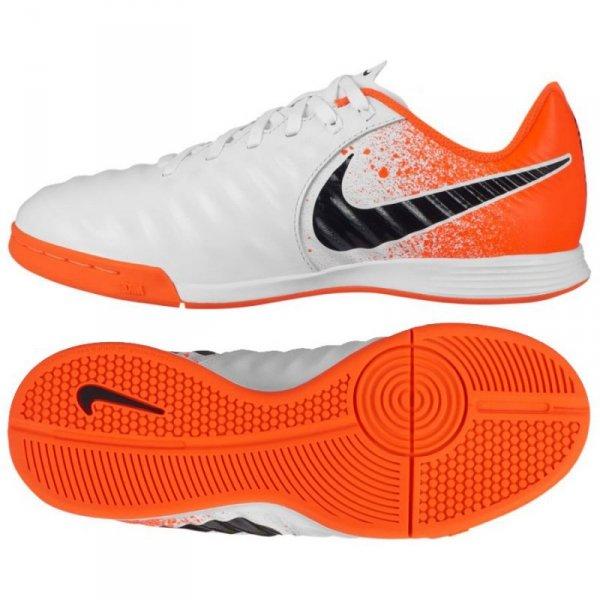 Buty Nike JR LegendX 7 Academy IC AH7257 118 pomarańczowy 30