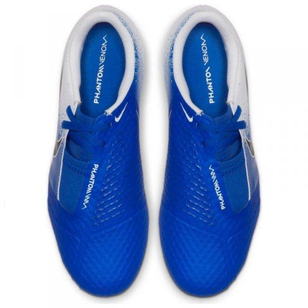 Buty Nike JR Phantom Venom Academy FG AO0362 104 biały 35
