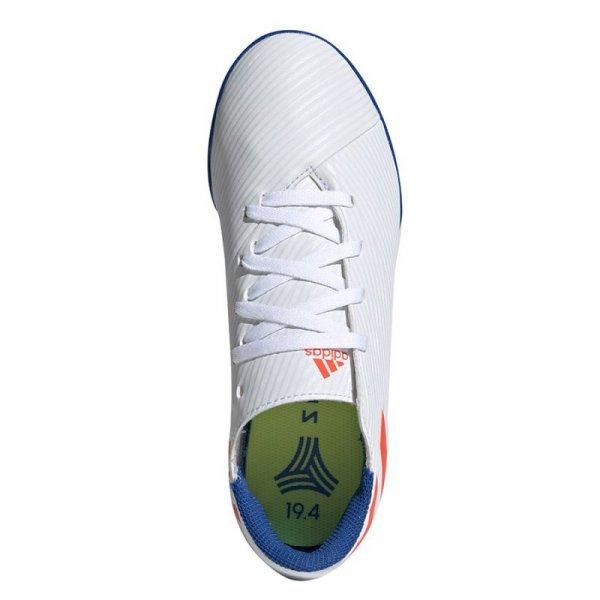 Buty adidas Nemeziz Messi 19.4 TF F99929 biały 36