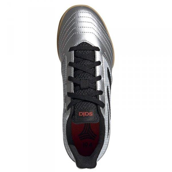 Buty adidas Predator 19.4 IN G25829 szary 30