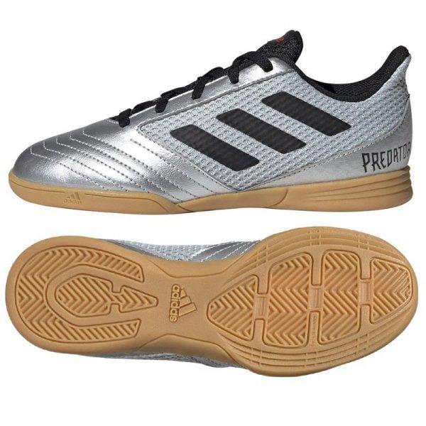 Buty adidas Predator 19.4 IN G25829 szary 38 2/3