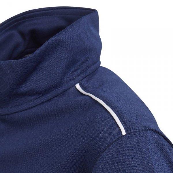 Bluza adidas CORE 18 TR Top Y CV4139 granatowy 128 cm