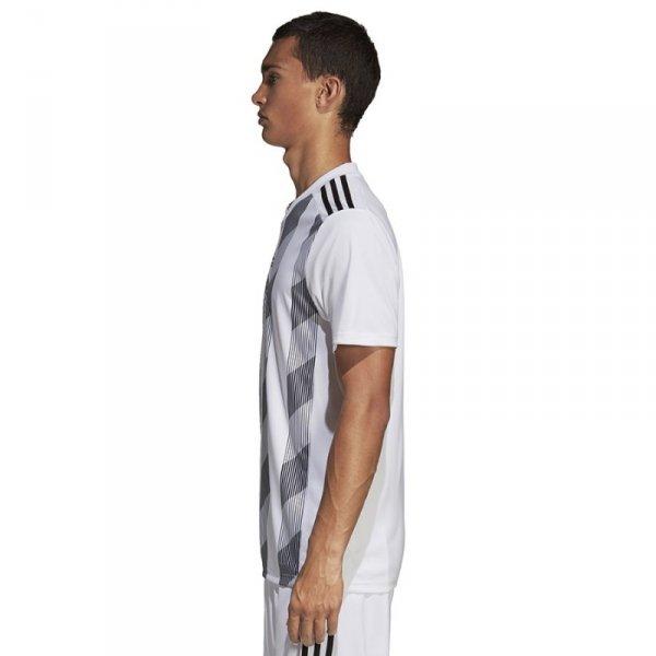 Koszulka adidas Striped 19 JSY DP3202 biały XXL