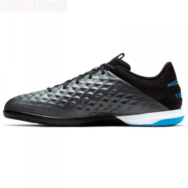 Buty Nike React Tiempo Legend 8 PRO IC AT6134 004 czarny 45