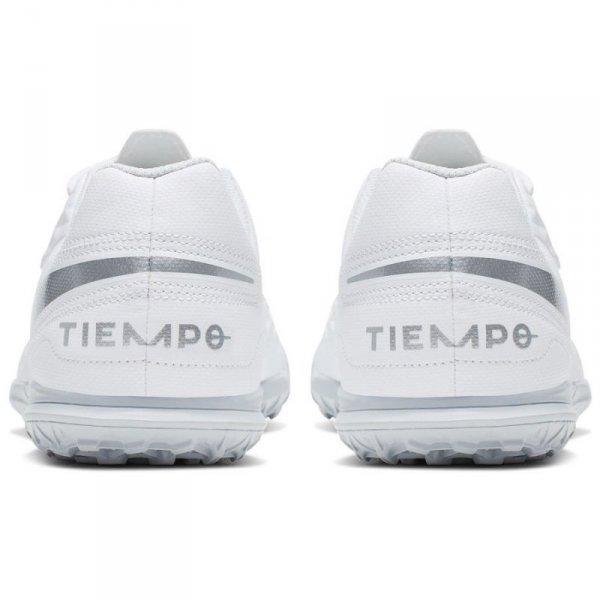 Buty Nike JR Tiempo Legend 8 Club TF AT5883 100 biały 28 1/2