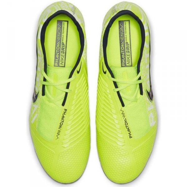Buty Nike Phantom Venom Elite SG Pro AC AO0575 717 żółty 43