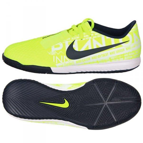 Buty Nike JR Phantom Venom Academy IC AO0372 717 żółty 31