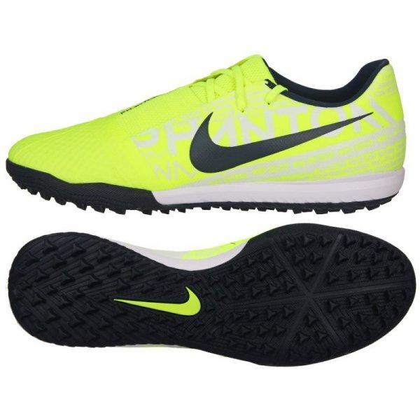 Buty Nike Phantom Venom Academy TF AO0571 717 żółty 42