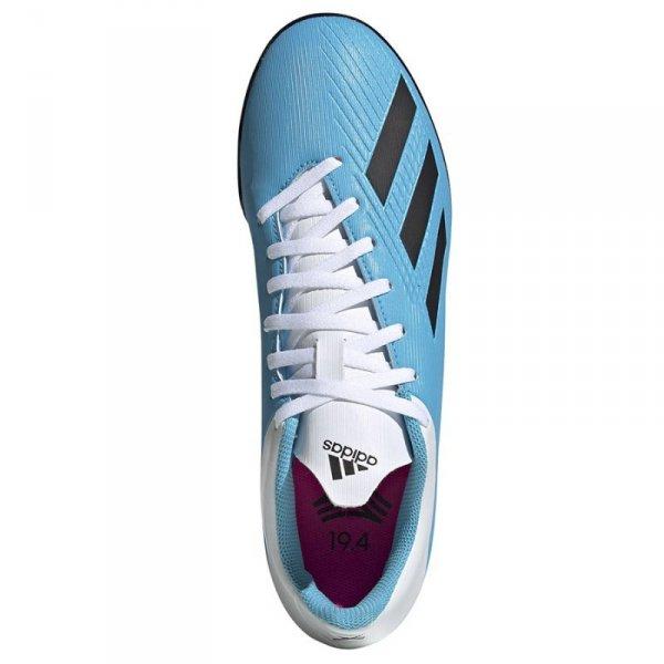 Buty adidas X 19.4 TF F35345 niebieski 47 1/3