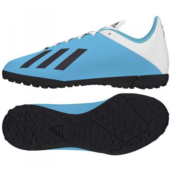 Buty adidas X 19.4 TF F35347 niebieski 38 2/3