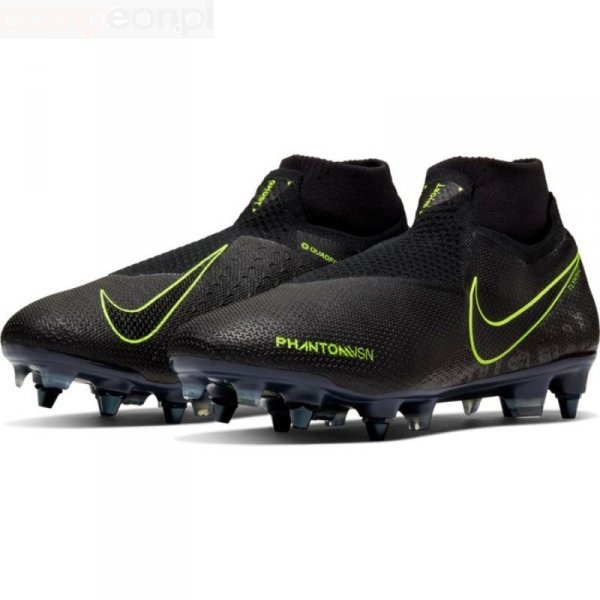 Buty Nike Phantom VSN Elite DF SG Pro AC AO3264 007 czarny 44