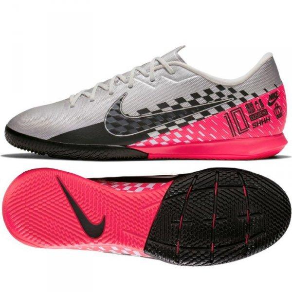 Buty Nike Mercurial Vapor 13 Academy IC Neymar AT7994 006 szary 42 1/2
