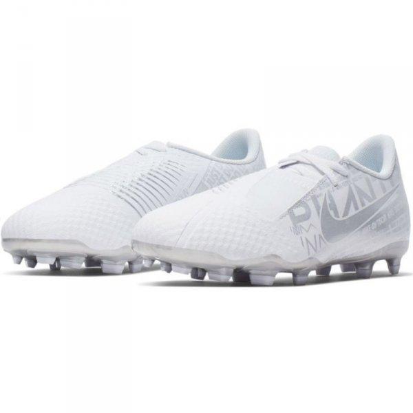 Buty Nike JR Phantom Venom Academy FG AO0362 100 biały 38