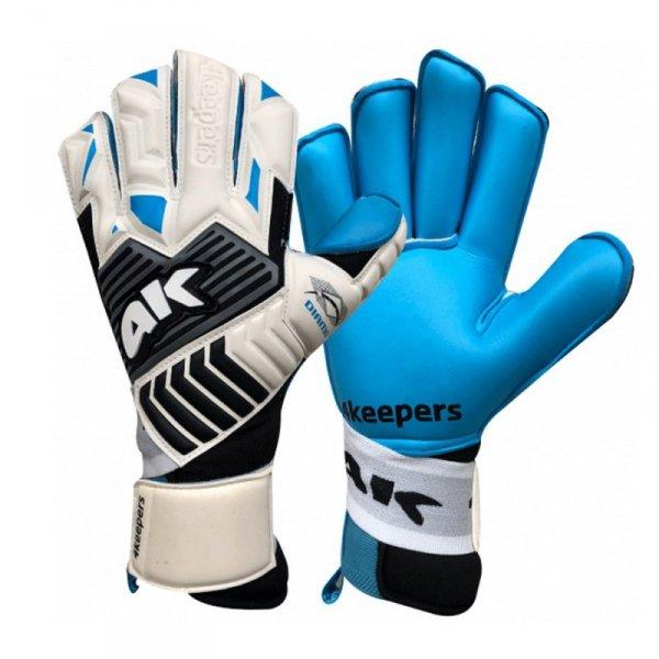 Rękawice 4keepers Diamo Sappe RF + płyn czyszczący biały 10
