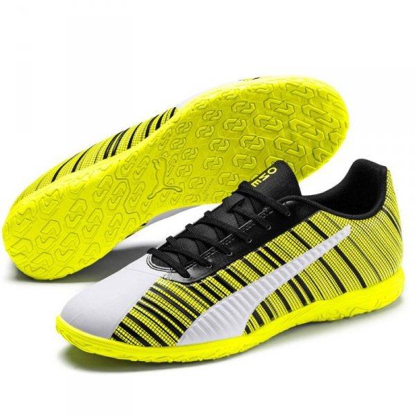 Buty Puma One 5.4 IT 105654 04 żółty 45