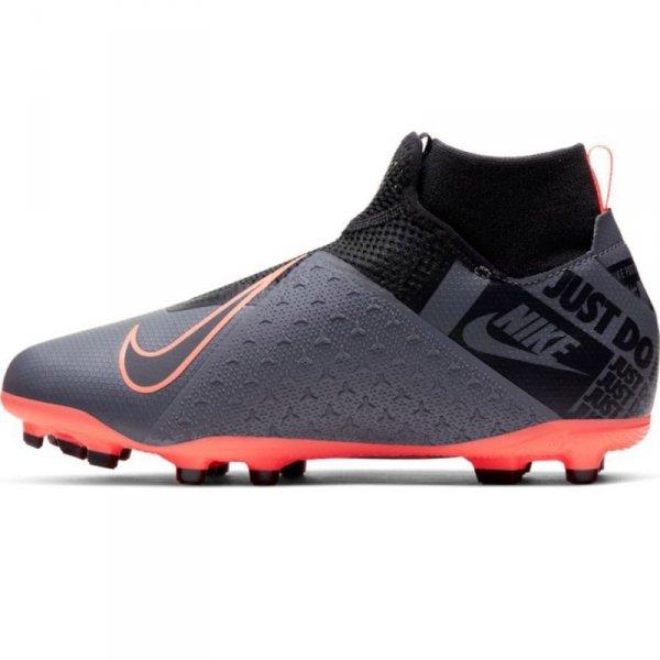 Buty Nike JR Phantom VSN Academy DF FG AO3287 080 szary 32