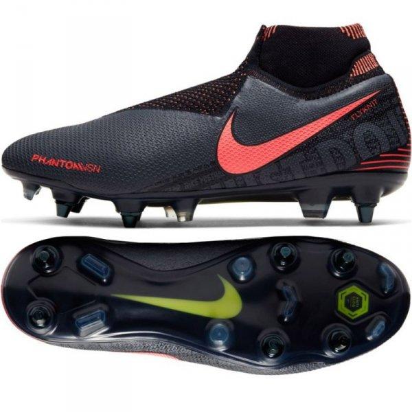 Buty Nike Phantom VSN Elite DF SG Pro AC AO3264 080 szary 45