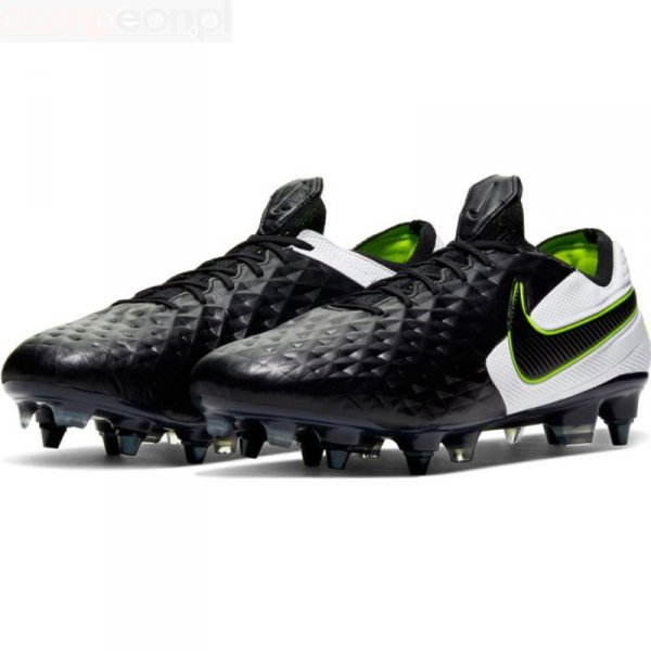 Buty Nike Tiempo Legend 8 Elite SG-Pro AC AT5900 007 czarny 43