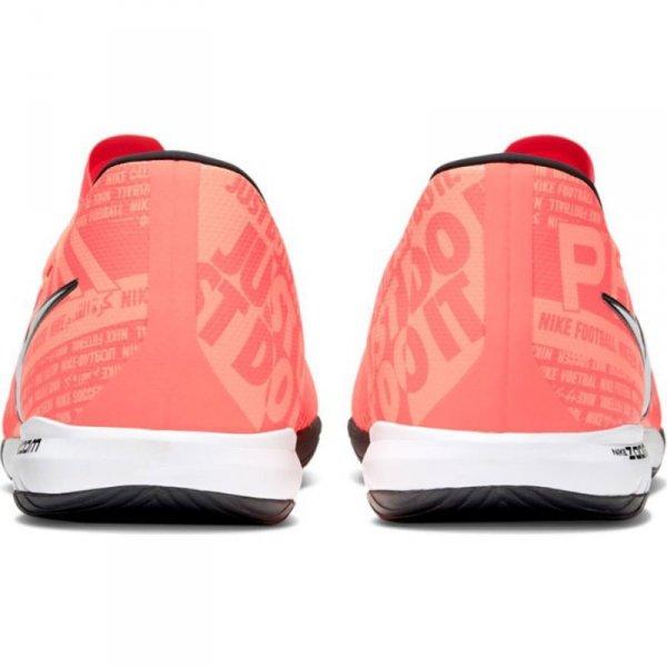 Buty Nike Zoom Phantom Venom Pro IC BQ7496 810 pomarańczowy 45