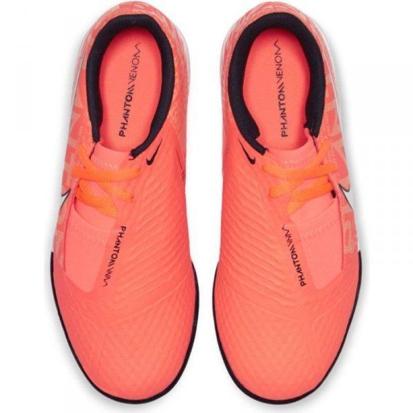 Buty Nike JR Phantom Venom Academy IC AO0372 810 pomarańczowy 34
