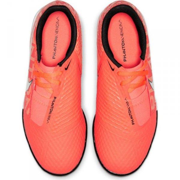 Buty Nike JR Phantom Venom Academy TF AO0377 810 pomarańczowy 36 1/2