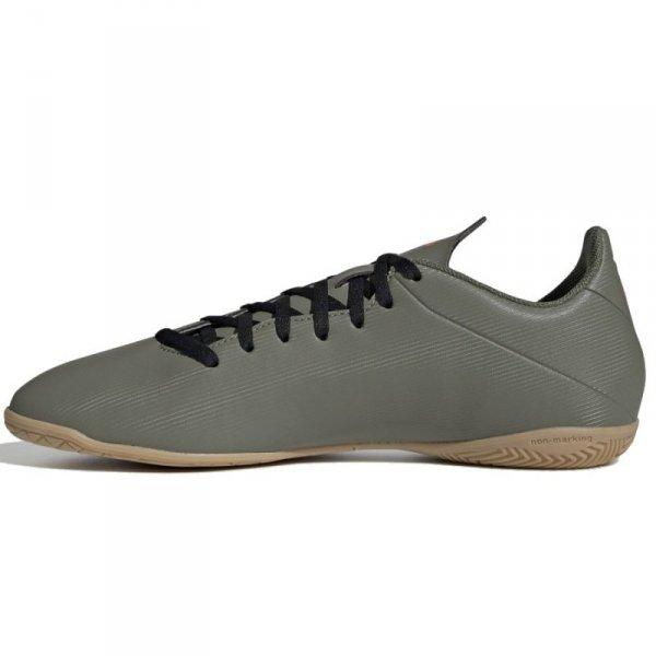 Buty adidas X 19.4 IN EF8373 zielony 46 2/3