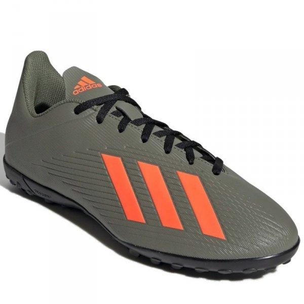 Buty adidas X 19.4 TF EF8370 zielony 44