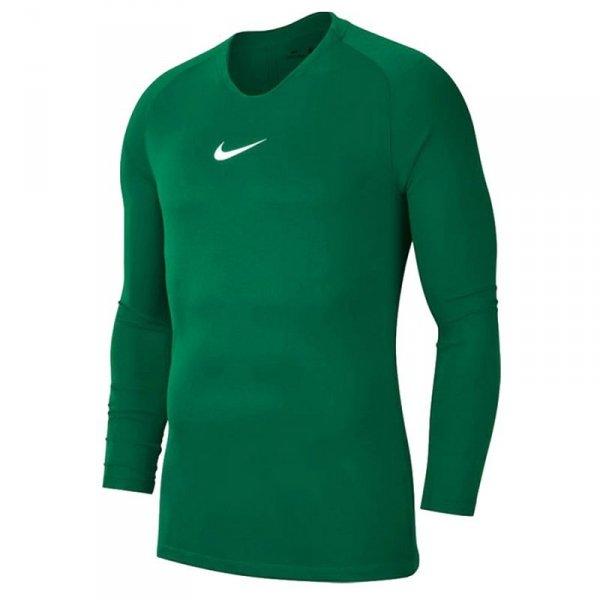 Koszulka Nike Y Park First Layer AV2611 302 zielony XL (158-170cm)