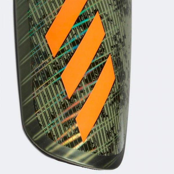 Nagolenniki adidas X Pro FK0484 zielony XL