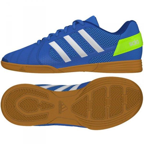 Buty adidas Top Sala J FV2632 niebieski 33