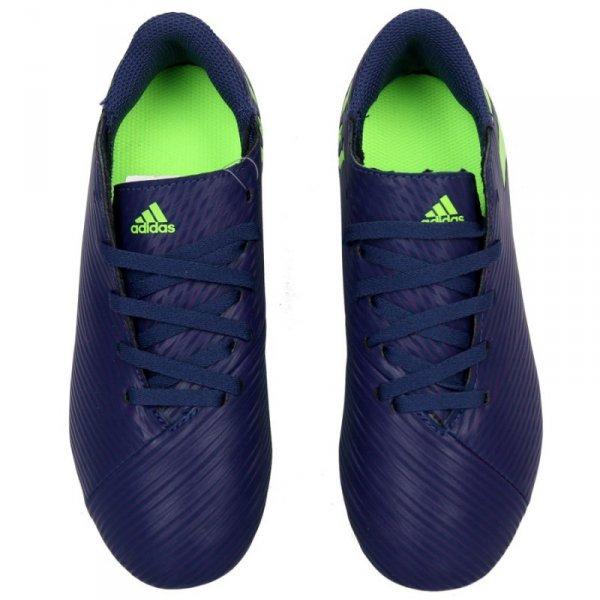 Buty adidas Nemeziz Messi 19.4 FxG J EF1816 granatowy 28