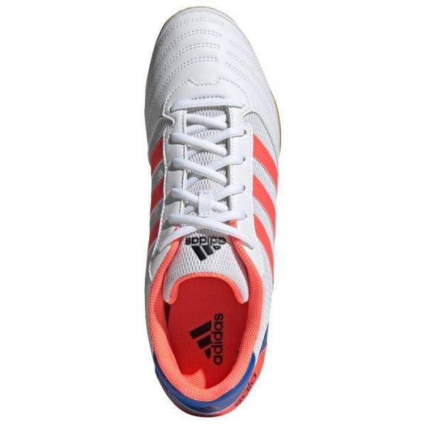 Buty adidas Super Sala IN FV2560 biały 44