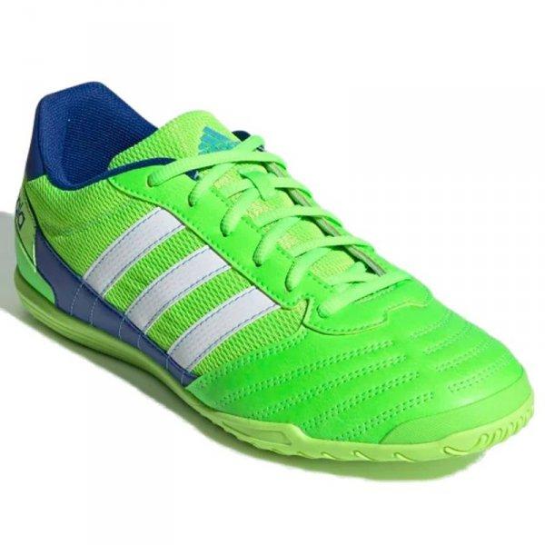Buty adidas Super Sala IN FV2564 zielony 45 1/3