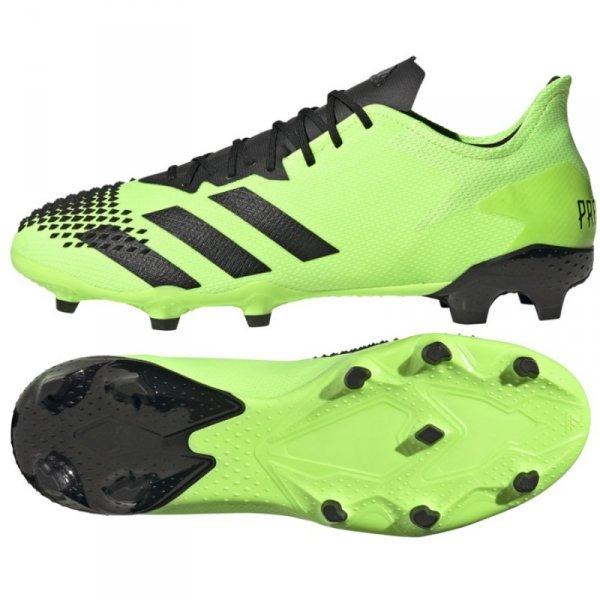 Buty adidas PREDATOR 20.2 FG EH2932 zielony 44