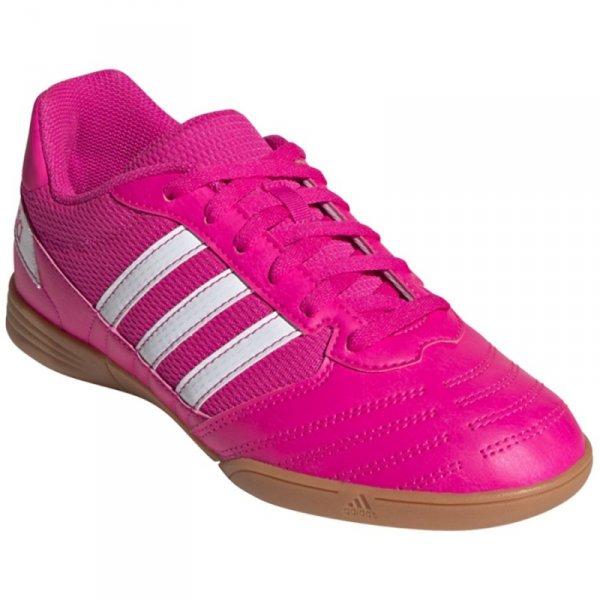 Buty adidas Super Sala J G55911 różowy 30