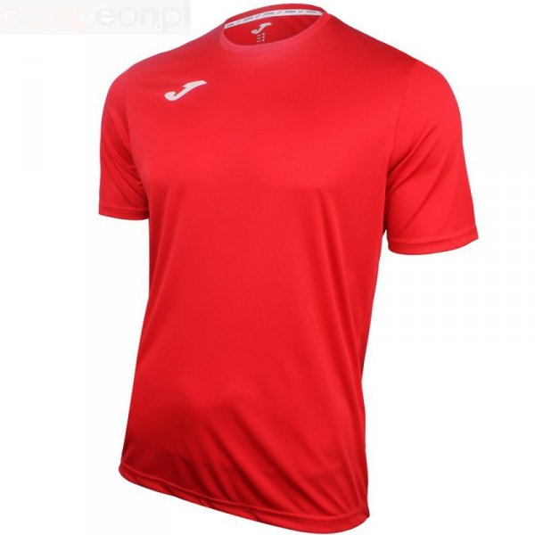 Koszulka Joma Combi 100052.600 czerwony 140 cm