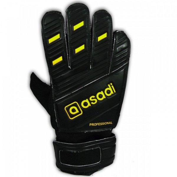 Rękawice Asadi Professional MODEL 022z czarny 7