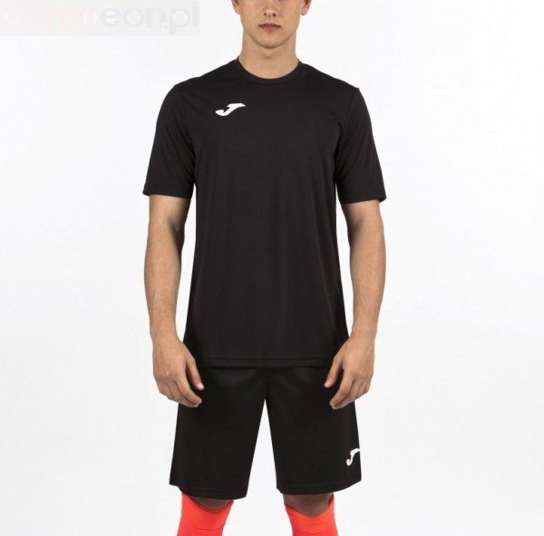 Koszulka Joma Combi 100052.100 czarny 128 cm