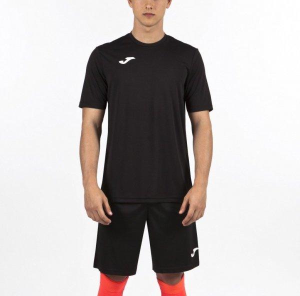 Koszulka Joma Combi 100052.100 czarny 152 cm
