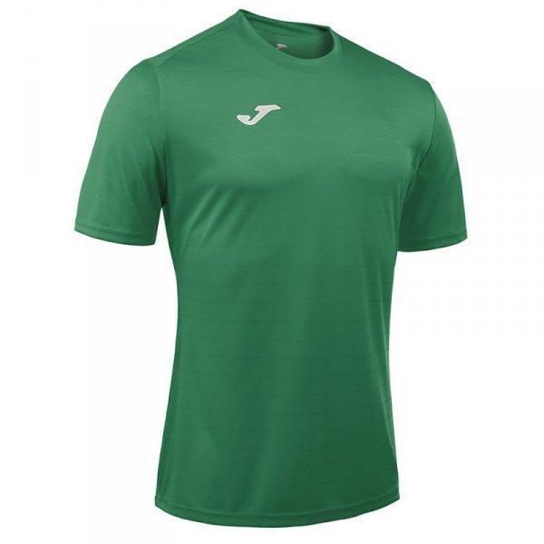 Koszulka Joma Campus II 100417.450 zielony 164 cm