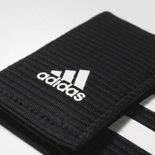 Opaska adidas FB CAPT ARMBAND CF1051 czarny one size