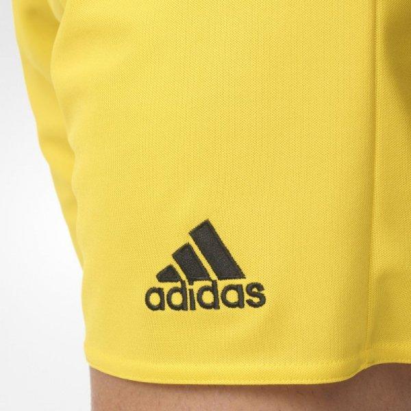 Spodenki adidas Parma 16 Short AJ5885 żółty 164 cm