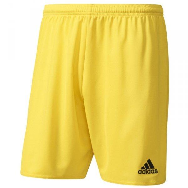Spodenki adidas Parma 16 Short AJ5885 żółty 116 cm